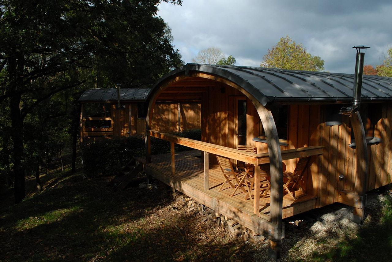 Hll habitation l g re de loisirs pour g tes et campings for Habitation legere de loisir