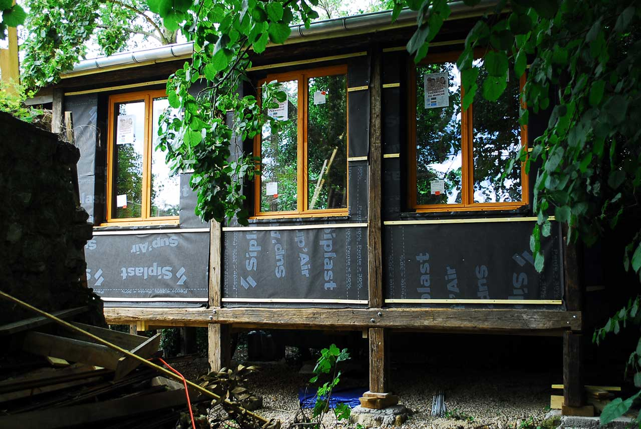 D co cabane jardin isolee saint denis 2731 cabane dans les arbres var cabane de jardin - Cabane de jardin castorama ...