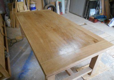 table artisanale de campagne - 10