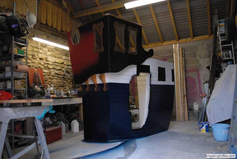 lit bateau pirate enfant 3 1280 - Lit Pirate